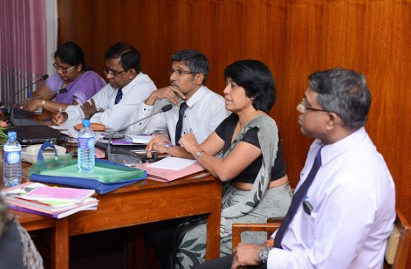 Institutional Review of USJP 2017 (3)
